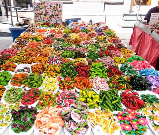 San Gennaro祭、NYならではの多国籍で個性的な屋台_b0007805_05333681.jpg