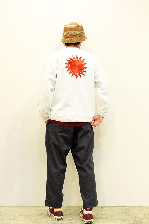 "LOOKER (ルッカー) \"" SUN & MOON SWEAT \"" Exclusive_b0122806_12533459.jpg"