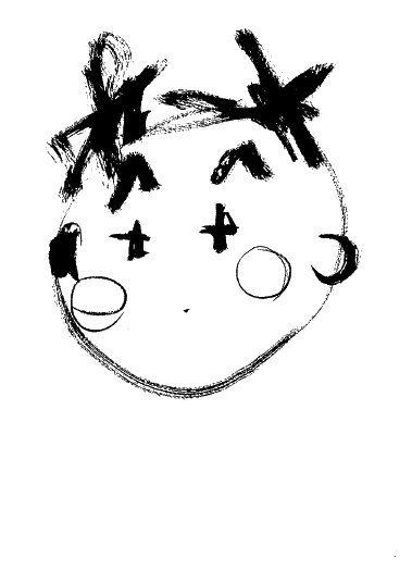じょーかー&ぴえろ_d0102007_16340410.jpg
