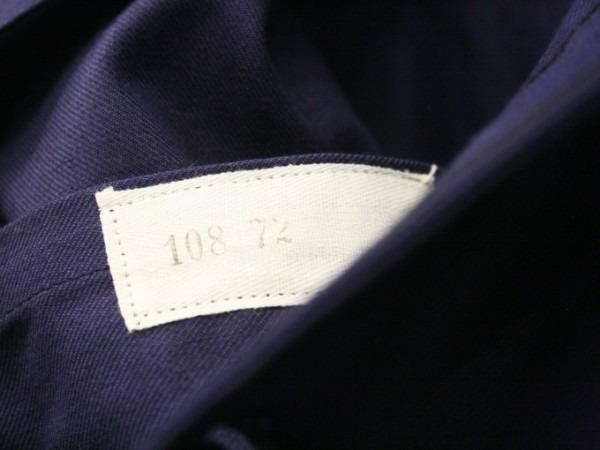 早くもアニ散歩 千葉後編9月21日(土)20時よりプレミア公開にて公開スタート!! 入荷フランス軍ワークジャケット、コート、パンツ。レアなブラック、オリーブとインクブルーで_f0180307_02444951.jpg