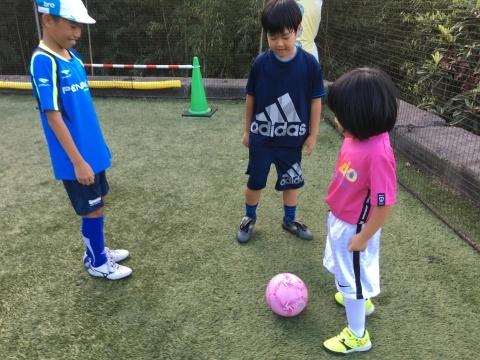 ゆるUNO 9/15(日) at UNOフットボールファーム_a0059812_00412335.jpg