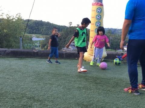 ゆるUNO 9/15(日) at UNOフットボールファーム_a0059812_00413393.jpg