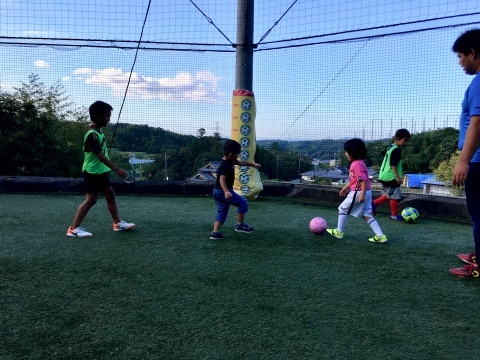 ゆるUNO 9/15(日) at UNOフットボールファーム_a0059812_00415195.jpg