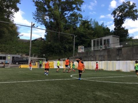 ゆるUNO 9/15(日) at UNOフットボールファーム_a0059812_00424307.jpg