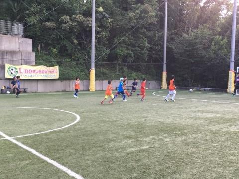 ゆるUNO 9/15(日) at UNOフットボールファーム_a0059812_00424852.jpg