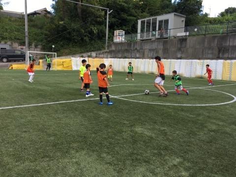 ゆるUNO 9/15(日) at UNOフットボールファーム_a0059812_00425331.jpg