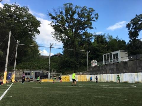 ゆるUNO 9/15(日) at UNOフットボールファーム_a0059812_00431009.jpg