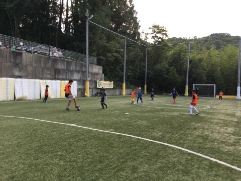 ゆるUNO 9/15(日) at UNOフットボールファーム_a0059812_00431578.jpg