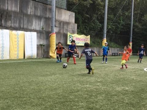 ゆるUNO 9/15(日) at UNOフットボールファーム_a0059812_00432156.jpg