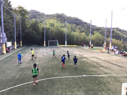 ゆるUNO 9/15(日) at UNOフットボールファーム_a0059812_00433444.jpg