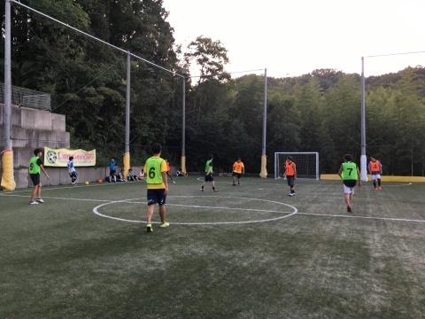 ゆるUNO 9/15(日) at UNOフットボールファーム_a0059812_00444180.jpg