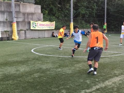 ゆるUNO 9/15(日) at UNOフットボールファーム_a0059812_00444599.jpg