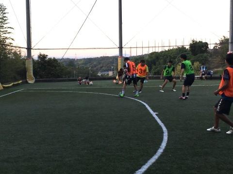 ゆるUNO 9/15(日) at UNOフットボールファーム_a0059812_00450453.jpg