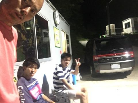 ゆるUNO 9/15(日) at UNOフットボールファーム_a0059812_00500416.jpg
