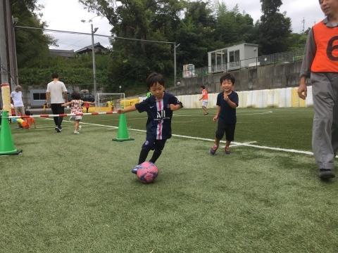 ゆるUNO 9/16(月・祝) at UNOフットボールファーム_a0059812_11424574.jpg
