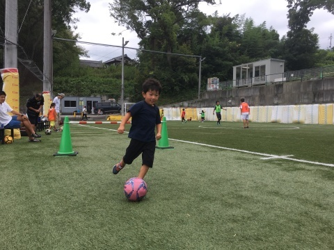 ゆるUNO 9/16(月・祝) at UNOフットボールファーム_a0059812_11424710.jpg