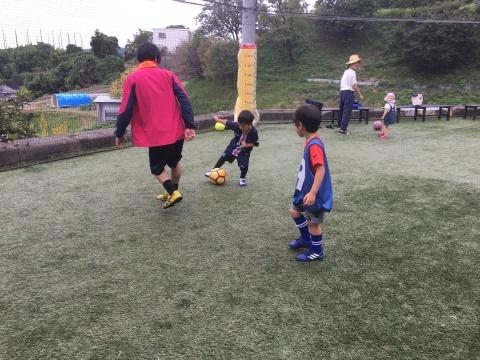 ゆるUNO 9/16(月・祝) at UNOフットボールファーム_a0059812_11425982.jpg