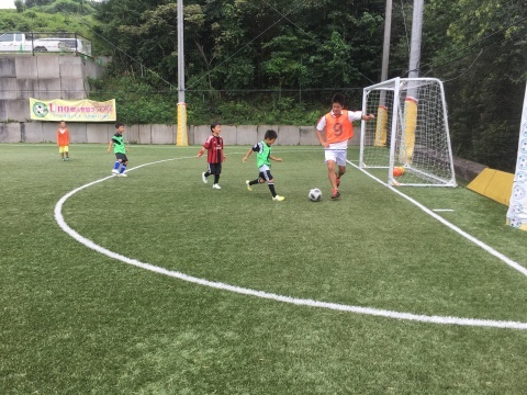 ゆるUNO 9/16(月・祝) at UNOフットボールファーム_a0059812_11433828.jpg