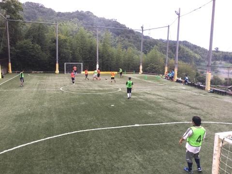 ゆるUNO 9/16(月・祝) at UNOフットボールファーム_a0059812_11442275.jpg