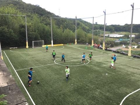 ゆるUNO 9/16(月・祝) at UNOフットボールファーム_a0059812_11443043.jpg