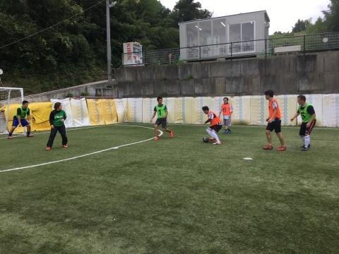 ゆるUNO 9/16(月・祝) at UNOフットボールファーム_a0059812_11443295.jpg