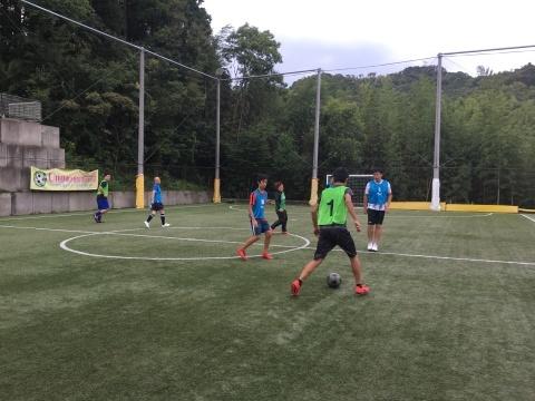 ゆるUNO 9/16(月・祝) at UNOフットボールファーム_a0059812_11444118.jpg