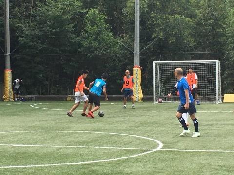 ゆるUNO 9/16(月・祝) at UNOフットボールファーム_a0059812_11444469.jpg