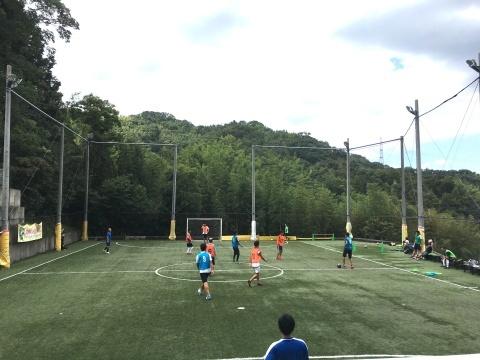 ゆるUNO 9/16(月・祝) at UNOフットボールファーム_a0059812_11444896.jpg