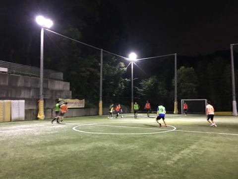 UNO 9/17(火) at UNOフットボールファーム_a0059812_23544039.jpg