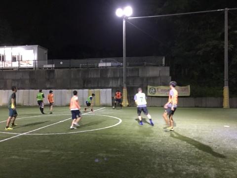 UNO 9/17(火) at UNOフットボールファーム_a0059812_23544848.jpg