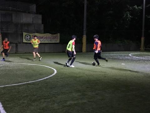 UNO 9/17(火) at UNOフットボールファーム_a0059812_23552038.jpg