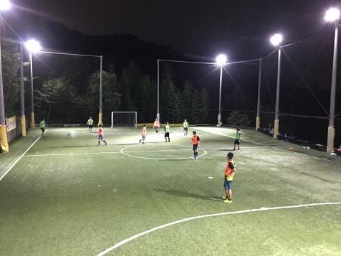 UNO 9/17(火) at UNOフットボールファーム_a0059812_23555336.jpg