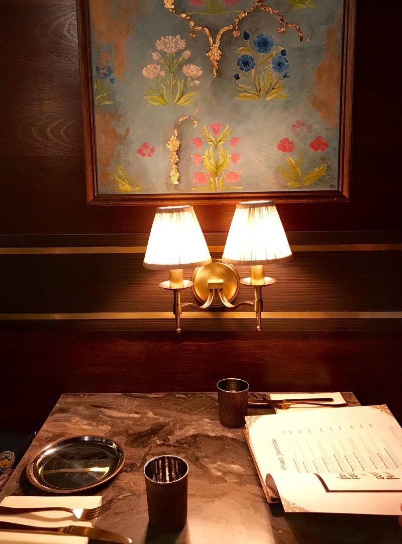 改装でワクワクな空間になった、ご近所インディアンレストラン_e0114020_17243499.jpg
