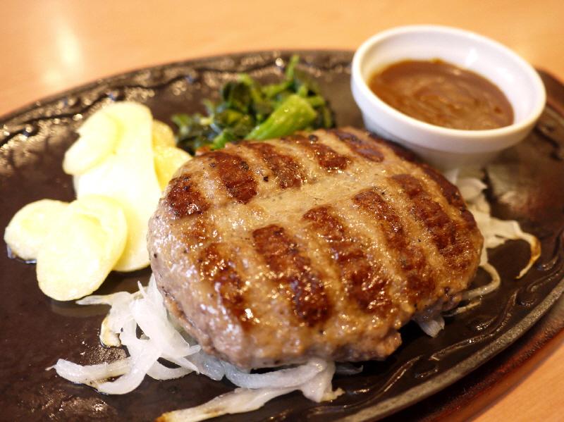 All Beef ハンバーグ ~デミグラスソース 【藤沢 デニーズ(Denny\'s)】_b0153224_09072368.jpg