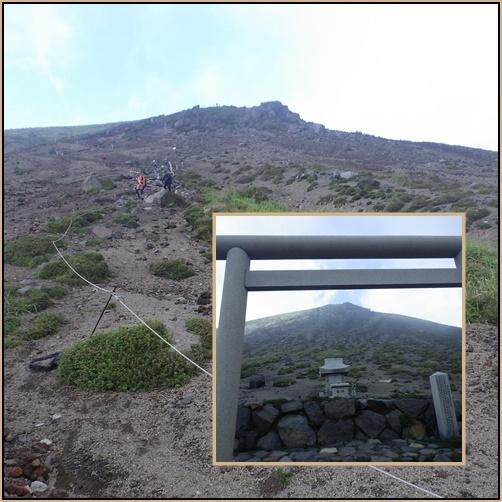 天孫降臨コースから高千穂峰周回コースを歩く_e0164643_16510213.jpg