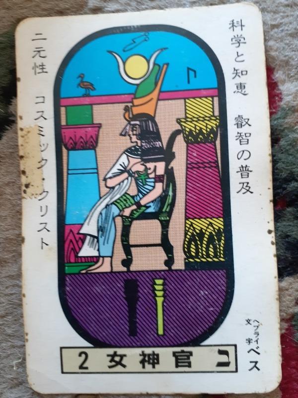 タロットカードで将棋の本当の意味を理解することで、人間の存在の本当の意味を理解する!_d0241558_10530522.jpg
