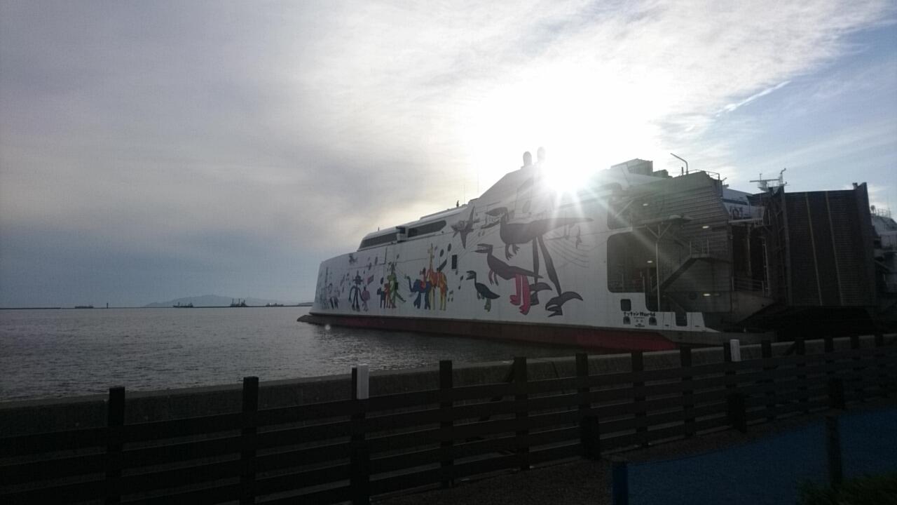 現在の津軽海峡フェリーターミナル_b0106766_16492919.jpg