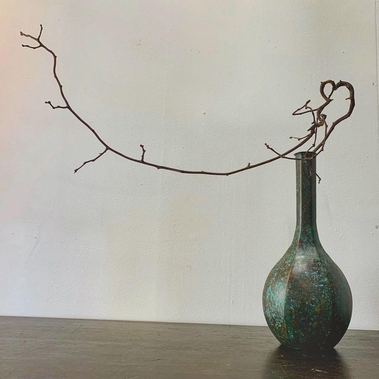 artifex展 高光太郎さんの花器_b0353974_22114052.jpg