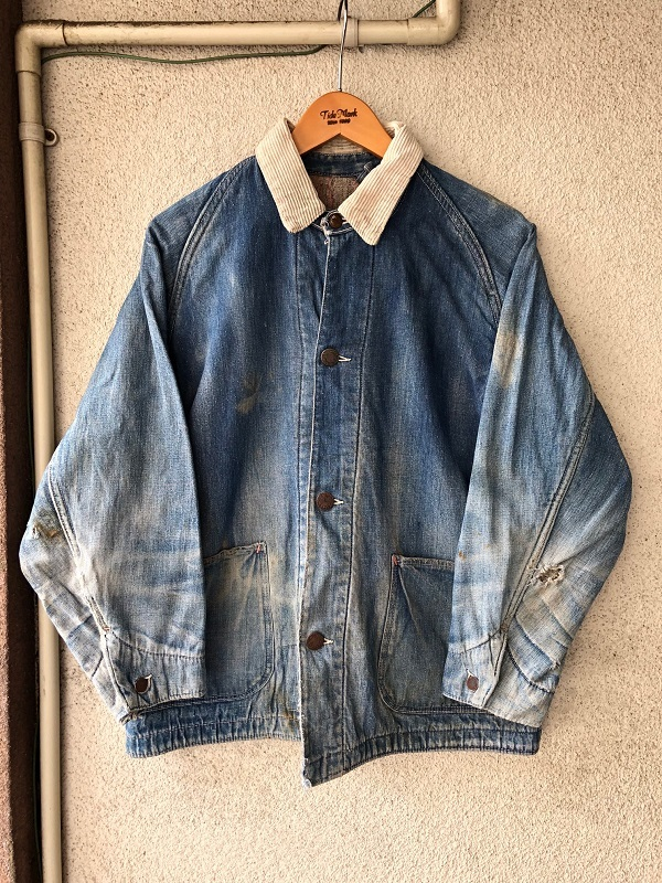 Happy Jack Coverall - TideMark(タイドマーク) Vintage&ImportClothing