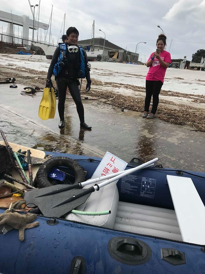 9月21日 台風の影響はいかに!?_f0151886_17231920.jpg
