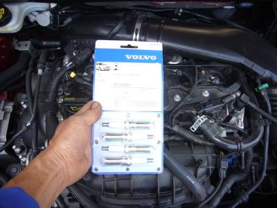 VOLVO V40 車検整備_c0267693_08454952.jpg