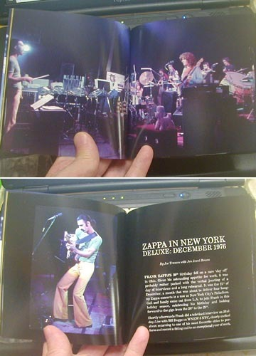 ●『ZAPPA IN NEW YORK 40TH ANNIVERSARY DELUXE EDITION』その4_d0053294_23174117.jpg