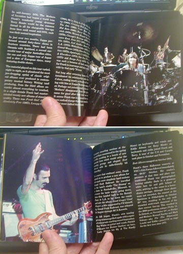 ●『ZAPPA IN NEW YORK 40TH ANNIVERSARY DELUXE EDITION』その4_d0053294_23184078.jpg