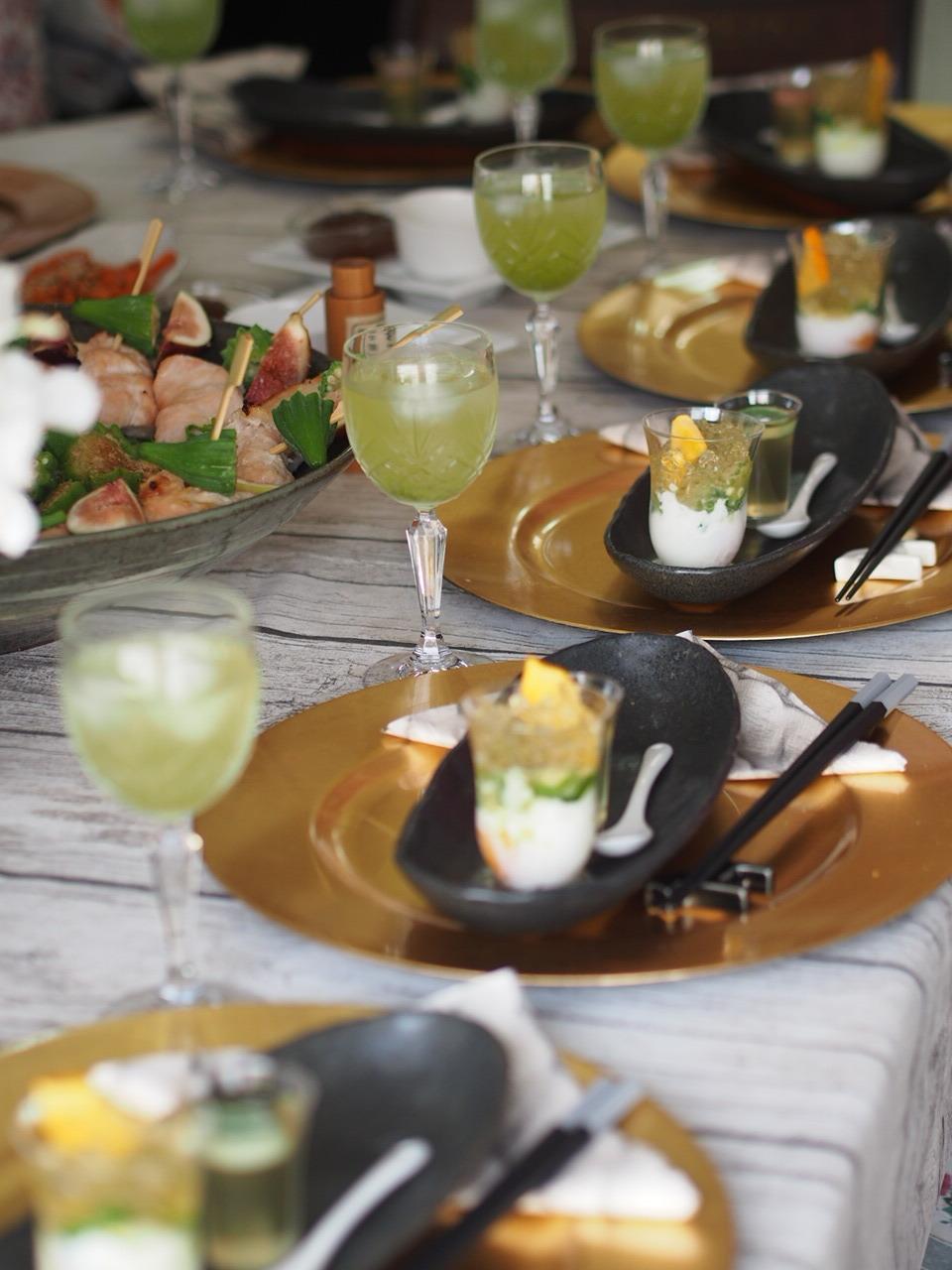 五穀豊穣テーブル@お料理教室_d0144095_11560142.jpg