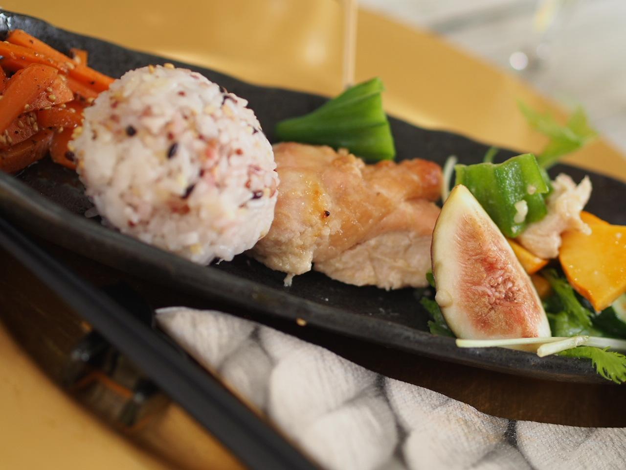 五穀豊穣テーブル@お料理教室_d0144095_11561202.jpg
