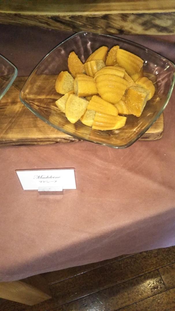 クラブハリエ守山玻璃絵館 ペーストリーブッフェ Tastes of Autumn_f0076001_19431390.jpg