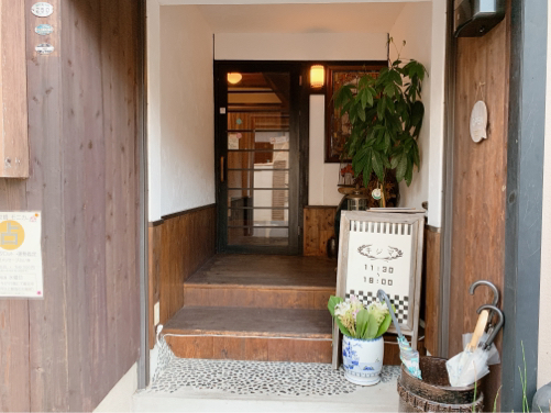 長崎食べんば ⑤古民家レストラン キジマ_a0140305_02571226.jpg