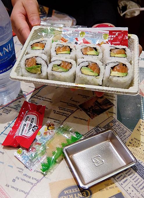 グラセン地下ダイニングのヤバいお寿司屋、Shiro of Japan_b0007805_23503296.jpg