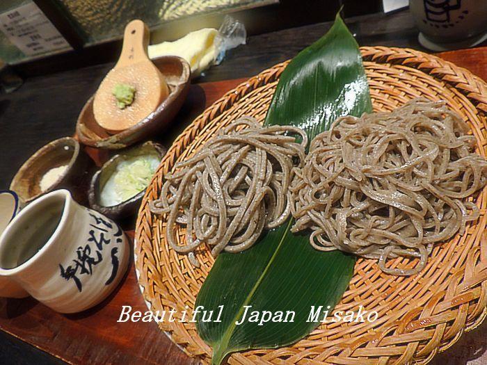 手引き蕎麦「一心」で初めに運ばれてきたものは!?・゚☆、・:`☆・・゚・゚☆。。名古屋_c0067206_10351965.jpg