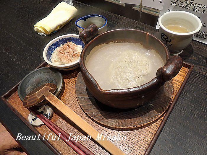 手引き蕎麦「一心」で初めに運ばれてきたものは!?・゚☆、・:`☆・・゚・゚☆。。名古屋_c0067206_10352199.jpg